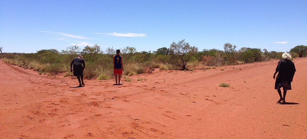 Red Dirt Blue Sky